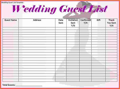 free printable wedding planner guest list wedding photo book design seterms com