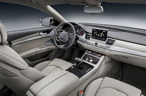 Audi A8 Innenraum by 2015 Audi A8 Reviews And Rating Motor Trend