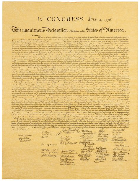 declaration of independence sections check out unusual facts about the declaration of independence