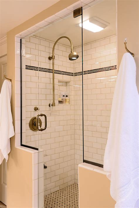 colored subway tile bathroom chic california faucets in bathroom traditional with
