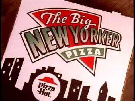 bid now pizza hut big new yorker pizza