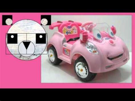 Accu Mobil Mainan knuffels meer kinder accu auto mini cooper sport 2 x