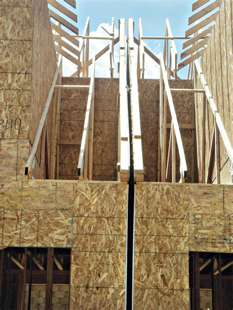 building accepted fire barriers  multifamily homes
