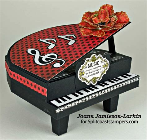 Piano Greeting Card Templates