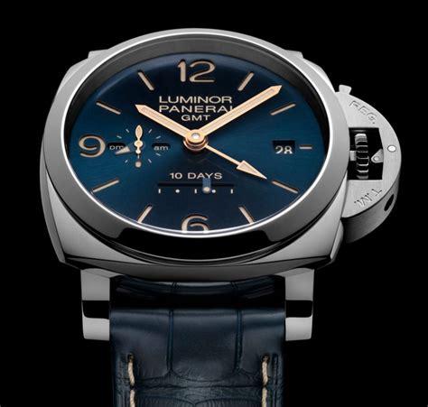 Panerai 10 Day Premium time panerai special edition blue watches lifestyleasia singapore