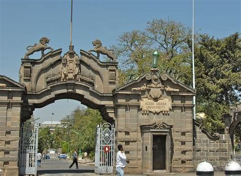 Addis Ababa Mba Entrance by Addis Ababa The Oldest Universtiy In Addis
