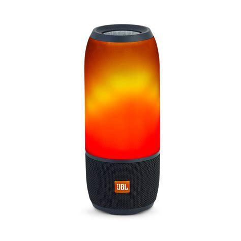 Speaker Bluetooth Jbl Pulse jbl pulse 3 black waterproof bluetooth speaker speakers docks headphones audio