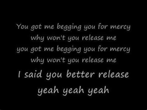 lyrics of mercy mercy by duffy with lyrics