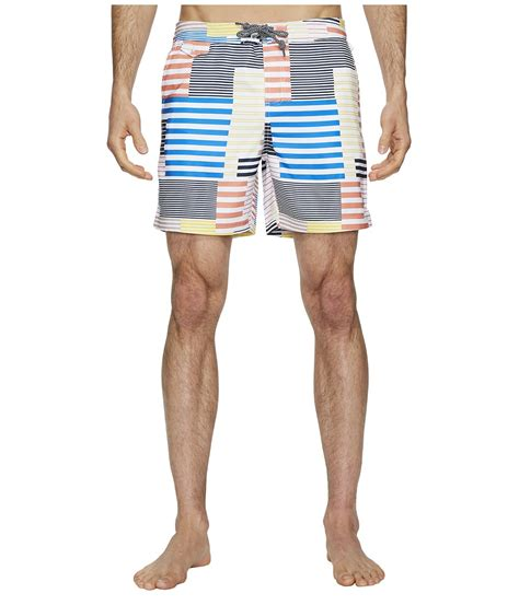 Matching Striped Shorts matching stripe swim shorts