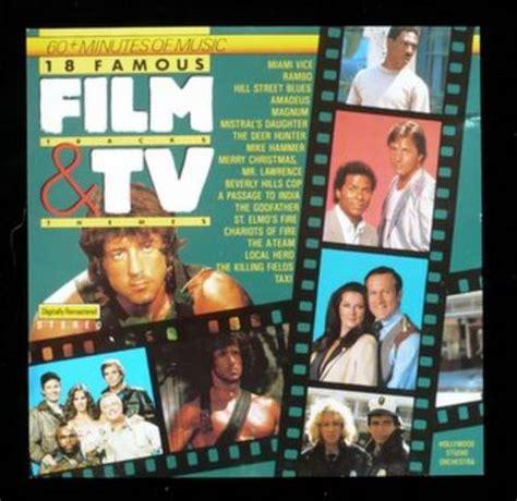 theme songs famous soundtrack theatre 18 famous film tracks tv themes
