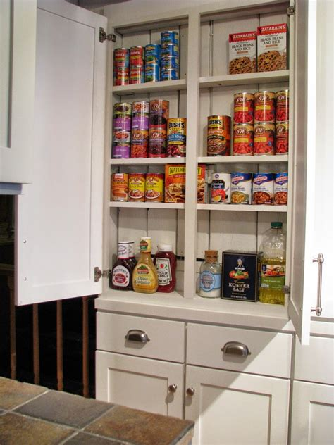 blue roof cabin diy pantry cabinet  custom cabinet doors