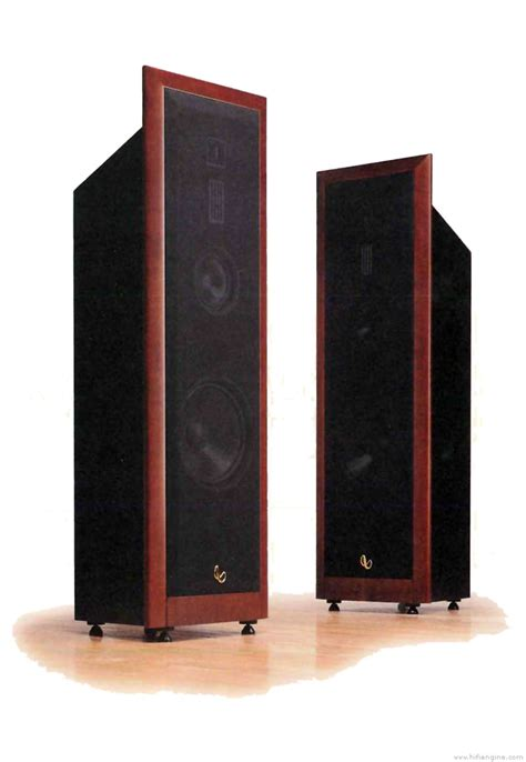 Crossover Sigma infinity irs sigma manual 4 way loudspeaker system