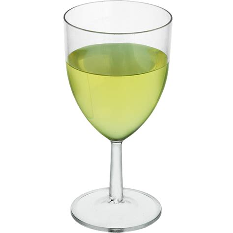 barware glasses plastic reusable wine glasses 7oz 200ml drinkstuff