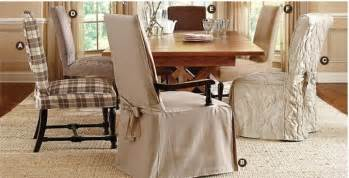 slipcover dining chair dining chair covers sure fit slipcovers designcorner