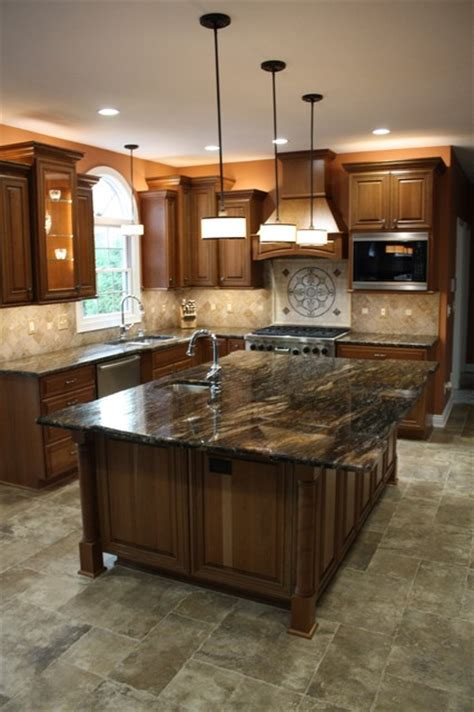 oversized kitchen island oversized kitchen island traditional kitchen cleveland by architectural justice