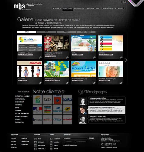 Multimedia Mba by Webdesign 2011 On Behance