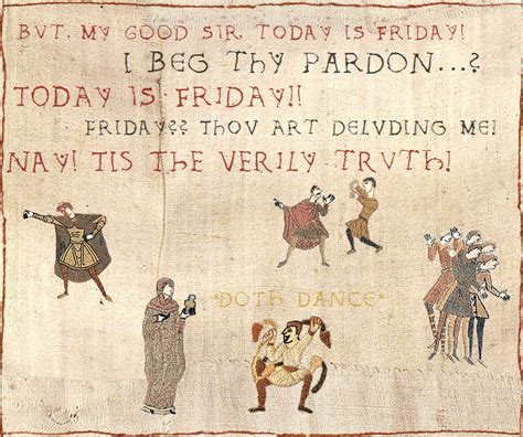 Wrrrry Meme - image 261214 medieval macros bayeux tapestry