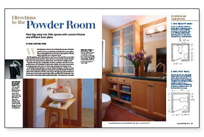 small powder rooms fine homebuilding directions to the powder room fine homebuilding