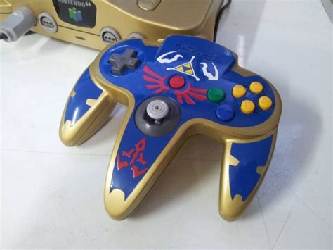 Link Time Fabsugar Want Need 64 by N64 Controller