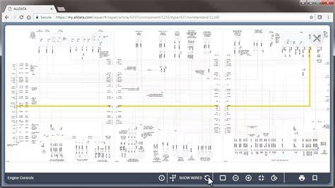 alldata wiring diagrams 23 wiring diagram images