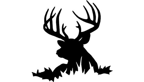 deer and turkey hunter vinyl wall art decal by antler chandeliers deer antler chandelier deer antler ls
