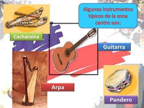 imagenes instrumentos musicales zona sur zona centro
