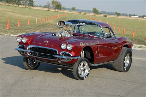 50s corvette for sale the corvette gassers of two generations