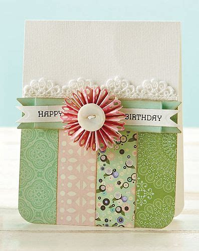 Pretty Handmade Cards - birthday cards cards and scrap on