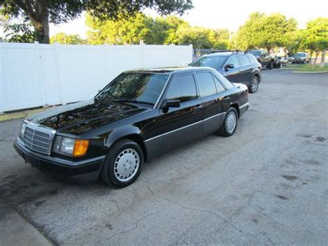 how to sell used cars 1993 mercedes benz 190e spare parts catalogs sell used 1993 mercedes benz 300e 2 8 sedan 4 door 2 8l in saint petersburg florida united states