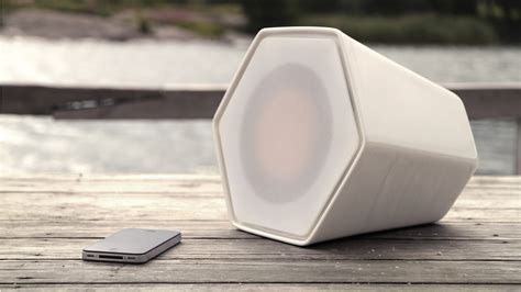 pre image unmonday 4 3l airplay speaker preview audioholics