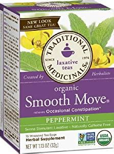 Smooth Move Detox by Traditional Medicinals Organic Smooth Move