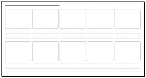 10 frame storyboard 30 x 16 in flickr photo sharing