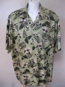 Connected Care Platinum Montana Health Co Op Rayon Hawaiian Shirt 2xl Puritan Lime Green Floral Loop