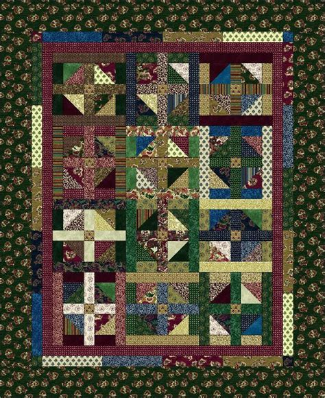 Jelly Roll Quilt Pattern Free by Free Quilt Pattern Stir It Up Jelly Roll