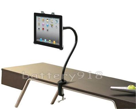 Stand Hp Holder Fleksible gooseneck table desk holder mount stand kit for air 2 mini 2 3 4 5
