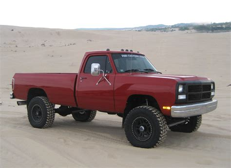 cummins truck lifted square body dodge google search pin pinterest