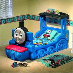 Thomas The Train Bedroom The Friendly Thomas Amp Friends Train Bed For Kids