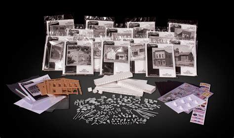 layout zoom scale city ho scale kits layout kits woodland scenics