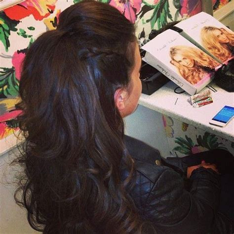 thick braid extensions thick curly ponytail with braid extensions for hair on