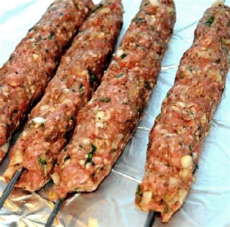 ricette persiane ricetta ciolo kababe kubide persiano