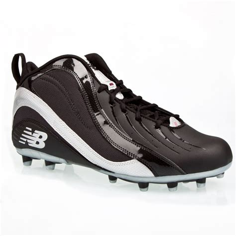 shoes for football football shoes new balance mf896 mid black shoes