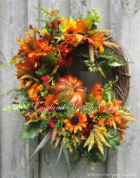 autumn wreaths fall wreath autumn wreaths thanksgiving harvest woodland