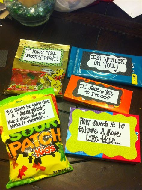 gram sayings helllo grams sayings to go with different candies