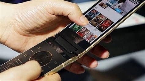 samsung w2018 luxury flip phone with snapdragon 835 soc 6gb of ram amazing dual aperture