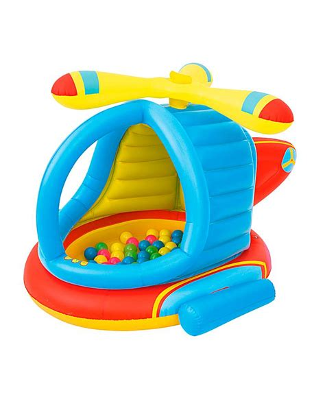 Promo Helicopter Ballpit fashion world catalogue outdoor toys from fashion world at mycatalogues