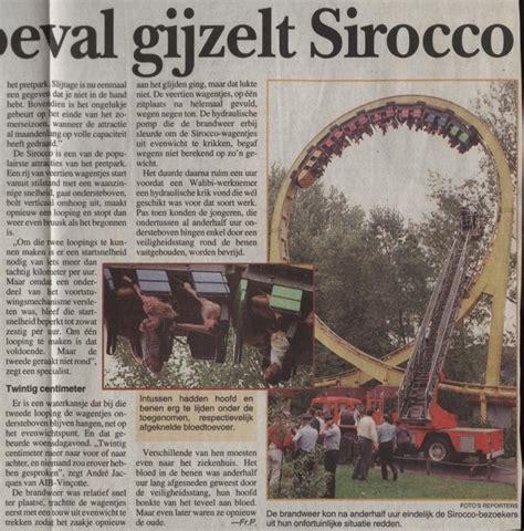 theme park newspaper articles walibi belgium psyke underground turbine