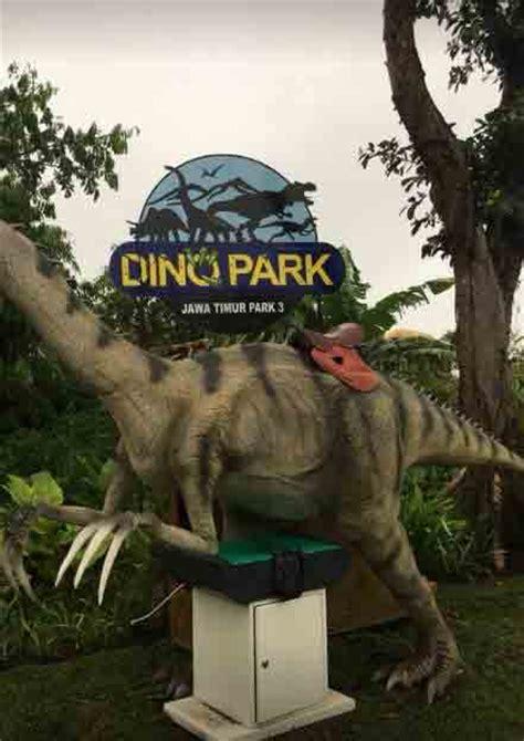 Inilah Harga Tiket Masuk Dino Park Jatim Park 3 Batu