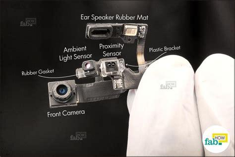 ambient light sensor iphone how to change broken iphone screen easily fab how
