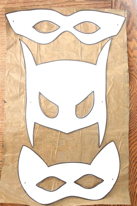 templates for halloween masks halloween mask templates photo props pinterest
