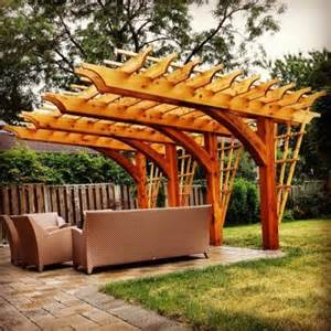 Pergola Cost Estimator by Timber Structures At Sound Cedar Lumber